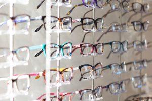 izberite prava očala