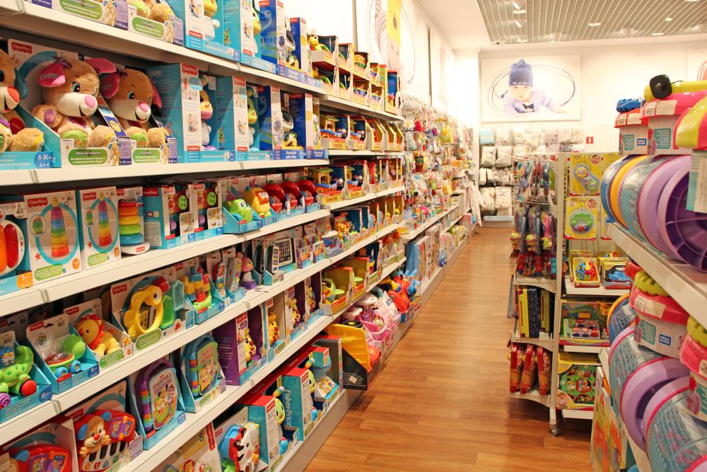Otroška trgovina z igračami ponuja odlično razmerje med učinkovitostjo in ceno