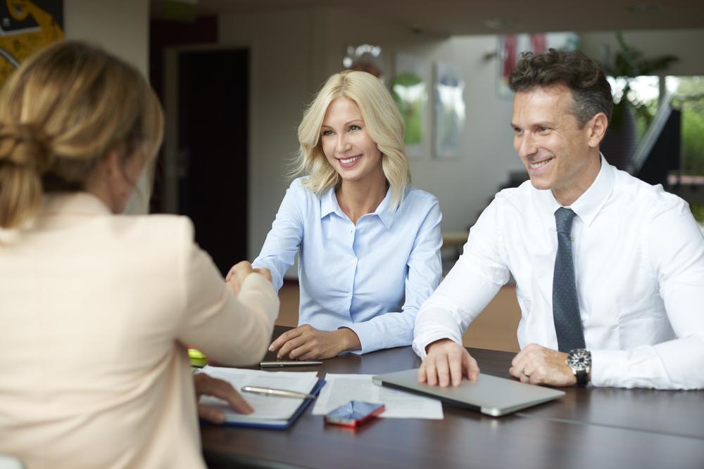 Uspešno izpeljana prodaja s pomočjo treninga prodaje.